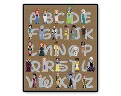 This alphabet set.