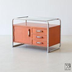 seltener bauhaus schrank von bruno weil f r thonet zeitlos berlin deko pinterest. Black Bedroom Furniture Sets. Home Design Ideas