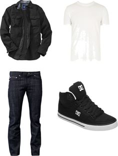 """""""Tryin' to be Cool"""" by weheartitbtch on Polyvore"""