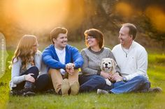 Family portraits with their dog in Ottawa photographed by Liz Bradley of elizabeth&jane photography