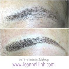 Brow Embroidery www.JoanneHinh.com