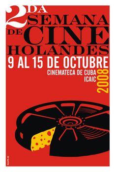 Raul Valdes (Raupa), 2da Semana de Cine Holandes, 2008