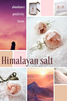Your place to buy and sell all things handmade Himalayan Salt Benefits, Salt Cave, Salt Room, Terrarium Necklace, Bubble Necklaces, Iron Oxide, Holiday Sales, Glass Ball, Chefs