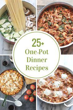 one-pot-dinner-recipes