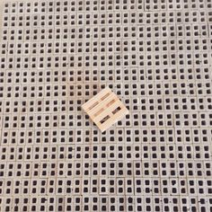 So many mini cinder blocks!  #minimaterials #miniature #cinderblocks #diy #makers #makersgonnamake #mini #scalemodels