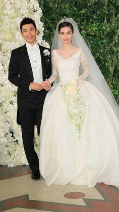 Angela Yeung Wedding Gift Bags : angelababy weddingGoogle Search