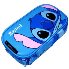 Stitch Soft Game Case Bag Carry Pouch For Nintendo NDSi DSi XL / 3DS LL XL