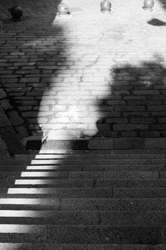 Drop down the thoughts on 15th century stairs.