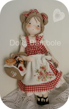 Dolci Bambole : Profumo di biscotti