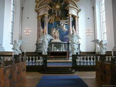 INSIDE VOR FRELSER KIRKE( OUR SAVIORS CHURCH),HERE IN COPENHAGEN ,DENMARK, WERE MY FATHER WAS BURIED FROM,AND I GOT MARIED THERE ,SOME YEARS BEFORE.