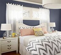 Bring traditional color to modern times with Benjamin Moore's Williamsburg® Paint Color Collection. This color palette includes 144 colors to give each room in your home a colonial feel to complement your contemporary lifestyle. Purple Paint Colors, Neutral Paint Colors, Benjamin Moore Couleurs, 2015 Color Trends, Bedroom Decor, Bedroom Colors, Bedroom Ideas, Decoration, Color Inspiration
