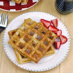 Perfect Belgian Waffles Recipe | MrBreakfast.com