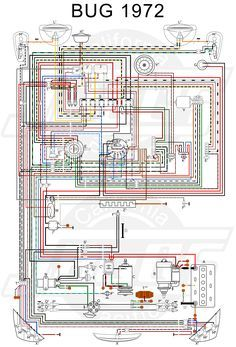 b1b077c63588fe6f26dc9a8ae5d9453b Vw Sandrail Wiring Diagram on beetle book colored, beetle starter, bus brake light, turn signal,