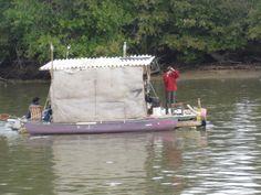 barrel pontoon boat - Google Search