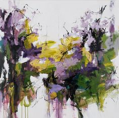 "Explore our site for even more info on ""contemporary abstract art painting"". It is an outstanding area for more information. Contemporary Abstract Art, Abstract Flowers, Hanging Art, Beautiful Artwork, Landscape Paintings, Art Paintings, Canvas Art, Explore, Website"