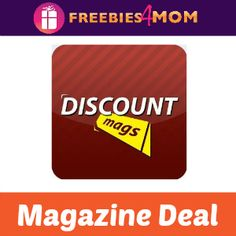 Is there a magazine you want to subscribe to?  40% off EVERY magazine http://freebies4mom.com/40offmags-2