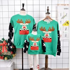 26 matching family christmas sweater ideas
