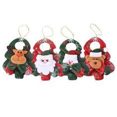 Christmas Ornaments Santa Claus Christmas Decorations
