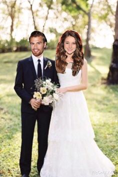 Guys, just imagine how magical their wedding would be.