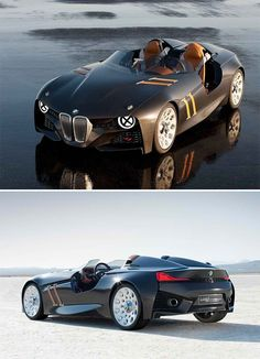 BMW 328 Hommage. Oh yes please.