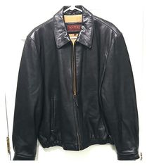 Couture Black Leather Jacket Couture black leather jacket. Size large. In great condition. Zipper in the front. Snap closures on the sleeves. Couture Jackets & Coats