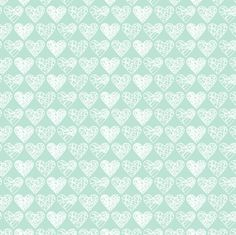Sweet Hearts fabric by allisonkreftdesigns on Spoonflower - custom fabric