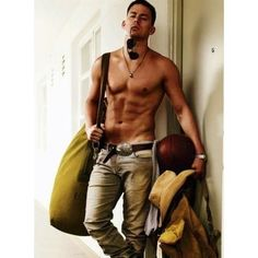 Channing Tatum.....could he BE any more perfect?