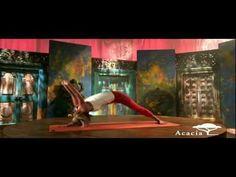 Great Vinyasa Flow yoga video!! Shiva Rea: Earth Flow Practice (30 min) - YouTube