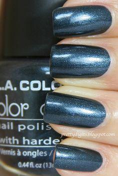 L.A. Colors Color Craze Nail Polish - Twilight