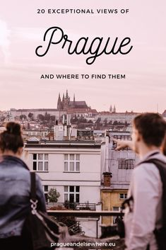 Read my list of 20 exceptional views of Prague. I am sharing also the exact locations! Practical travel advice and tips Take few items with you I London Travel Guide, Travel Tips For Europe, Backpacking Europe, Travel Destinations, European Destination, European Travel, Vancouver Island, North Carolina, Bali