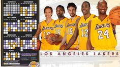 THE OFFICIAL SITE OF THE LOS ANGELES LAKERS