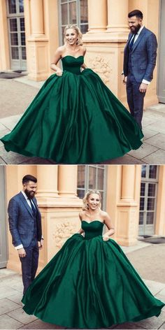 navy blue sweetheart ball gowns satin wedding dresses, Shop plus-sized prom dresses for curvy figures and plus-size party dresses. Ball gowns for prom in plus sizes and short plus-sized prom dresses for Green Wedding Dresses, Grad Dresses Long, Prom Dresses, Formal Dresses, Emerald Green Wedding Dress, Forest Green Dresses, Lounge Dresses, Wedding Blue, Autumn Wedding