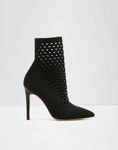 0e68f8e94ac9 Aldo High Shaft Detail Boots Mode Frauen Schuhe Shoe Shop