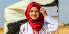 Cousin of Palestinian Medic Killed by Israel Speaks Out