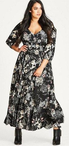9ba56e8fea Plus Size Long Sleeve Maxi Dress – Find Long Sleeve Maxi Dresses In Plus  Sizes
