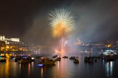Sao Joao's celebration include a majestic fireworks show, which is traditionally held at midnight between the 23rd and the 24th of June. Thi...