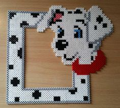 Photo Frame - Photography Tips You Need To Know About Melty Bead Patterns, Pearler Bead Patterns, Perler Patterns, Beading Patterns, Hama Disney, Hama Beads Disney, Perler Bead Templates, Diy Perler Beads, Perler Bead Art