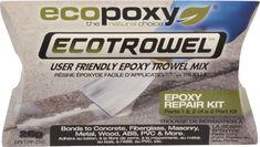 EcoTrowel Concrete, Metal, Woodwind Instrument, Paint, Metals