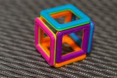 Sometimes the smallest things take the most room in your heart! Construction Toys For Boys, Magnetic Building Blocks, Magnetic Toys, Thing 1, Happy Kids, New Toys, Rainbow Colors, Kids Toys, Boy Or Girl