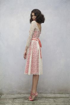 Luisa Beccaria - Pre Spring 2014 - Shows - Vogue.it