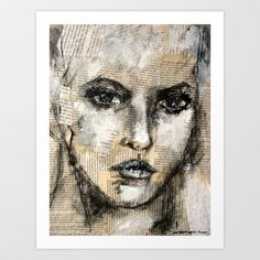 strong Art Print by Lamade - $16.64