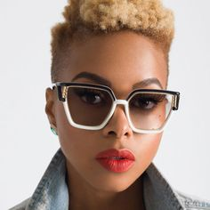 TWA Hairstyles #NaturalHair Chrisette Michele