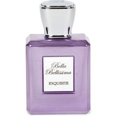 BELLA BELLISSIMA Exquisite eau de parfum 50ml ($90) ❤ liked on Polyvore featuring beauty products, fragrance, perfume, beauty, purple, cosmetics, fillers, backgrounds, blossom perfume and eau de parfum perfume