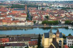 Die Festung Wurtzburg