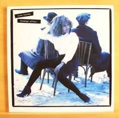 TINA TURNER Foreign Affair Vinyl LP Steamy Windows I don t wanna lose you RARE