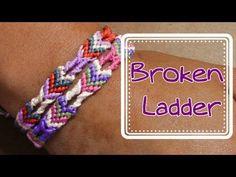 Pulsera de Hilo: Broken Ladder (remake) Facilisimo