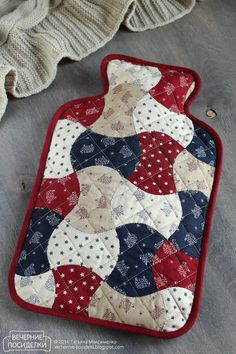 Sew Sweet Violet: Dear Me ..... | Crafts-2 | Pinterest | Water ... : quilted hot water bottle cover - Adamdwight.com