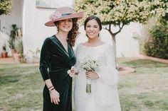 Invitada y novia de Invierno. Wedding Sevilla. Bodas de Invierno. La Organizadora de Sueños