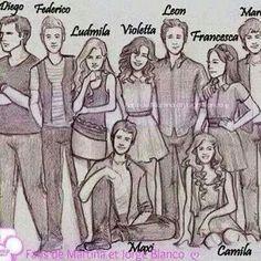 Grupa violeta