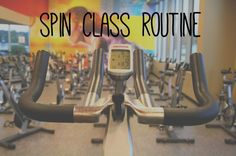 Chorus Sprints Spin Class Routine | Well of Health